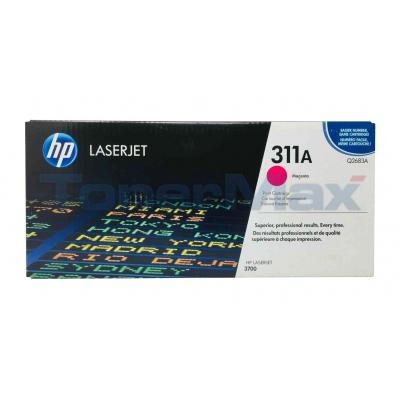 HP LJ 3700 TONER MAGENTA